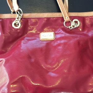 Marc Fisher red XL red tote! See pictures 😍